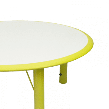 Bella-round-yellow-table