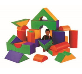 JUMBO BUILDING BLOCKS