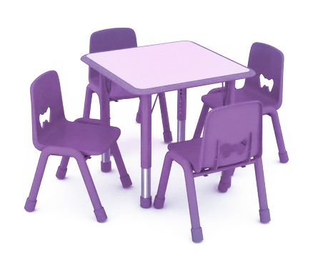 Classroom Furniture Colour Selection
