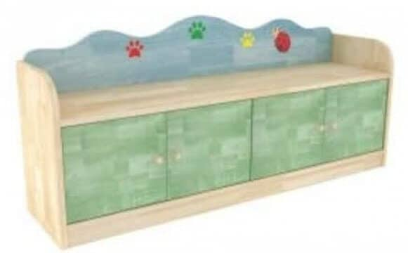 Brushwood Sit & Store | Toy Storage
