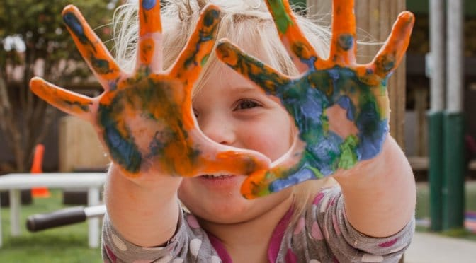 The Importance of Outside Play for Children